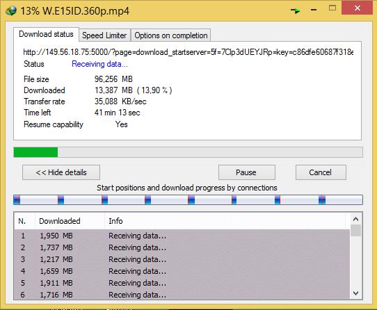 Cara Mempercepat Download Idm Di Windows 7 100 Work Techin Id