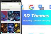 Download Aplikasi Go Launcher Pro Terbaru