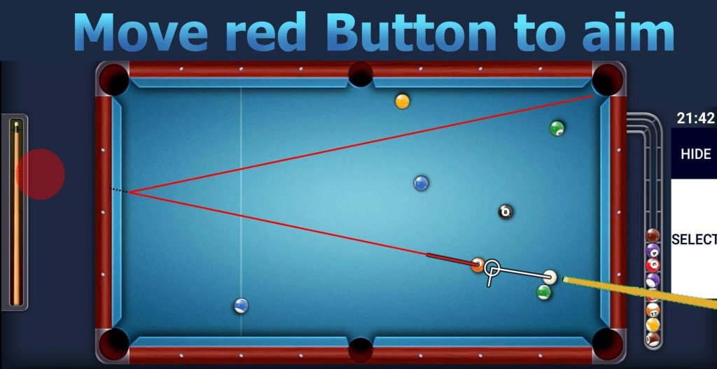 Gameplay 8 Ball Pool